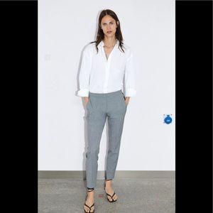 Zara Ankle Crop Trouser